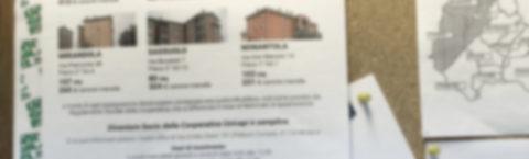 Gli alloggi disponibili